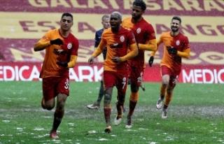 Galatasaray, Kasımpaşa karşısında zorlansa da...