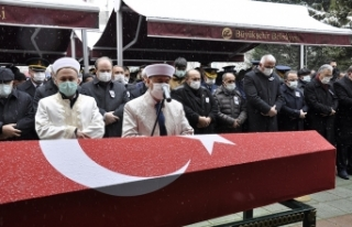Gara şehidi Eskişehirli Mevlüt Kahveci son yolculuğuna...
