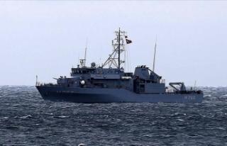 Gökçeada açıklarında batan teknedeki İlçe Jandarma...