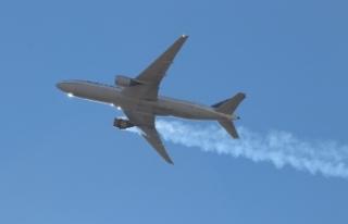 İngiltere hava sahasını Boeing 777 tipi yolcu uçaklarına...