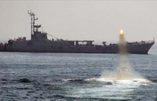 İran ve Rusya Hint Okyanusu'nda ortak askeri...