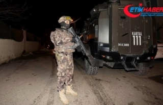 İstanbul merkezli uyuşturucu operasyonunda 37 şüpheli...