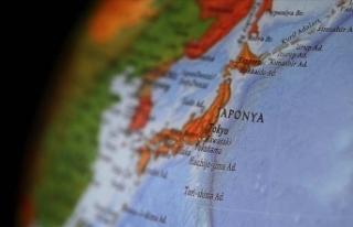 Japonya'da 7,3 büyüklüğündeki deprem sonrası...