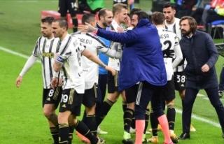 Juventus, Milan ve Inter, İtalya Serie A'da...