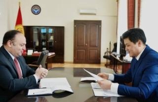 Kırgızistan'dan Türkiye'ye Covid-19 ile mücadelede...