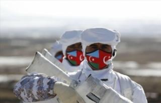 Kış-2021 (Türkiye-Azerbaycan) Tatbikatı başarıyla...