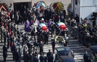 Kongo'da öldürülen İtalyan Büyükelçi için...