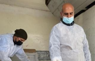 Koronavirüs aşıları Gazze Şeridi'ne ulaştı