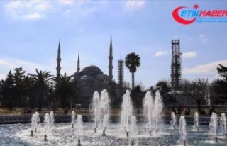 Marmara Bölgesi'nde sıcaklıkların 1 ila 3...