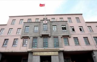 """MSB: """"Yasa dışı yollarla Türkiye'ye..."""