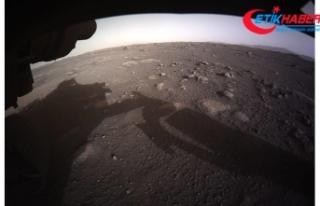NASA Perseverance'tan gelen Mars'ın yakın...