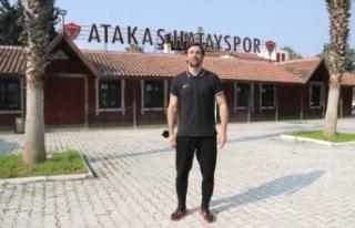 Ömer Erdoğan'ın hedefi Hatayspor'u ligde...