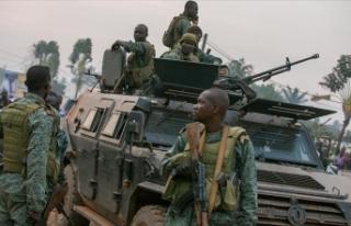 Orta Afrika Cumhuriyeti'nde ayrılıkçılarla...