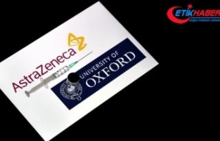 Oxford-AstraZeneca aşısı 6-17 yaş grubundaki çocuklarda...