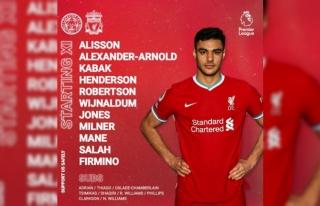 Ozan Kabak, ilk kez Liverpool forması giyecek