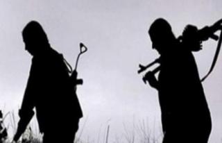 PKK terör örgütünden kaçan 1 terör örgütü...