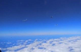 Rus savaş uçakları Fransız uçaklarını Karadeniz'de...