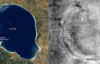 Salda Gölü, Mars'a dair fikir verecek