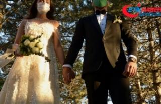 Salgının etkisiyle evlenen çift sayısı 20 yılın...