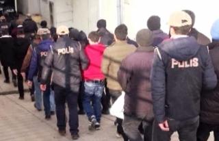 Şırnak'ta terör örgütünün gençlik yapılanmasına...