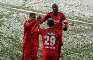 Süper Lig: Gençlerbirliği: 0 - Beşiktaş JK: 3...