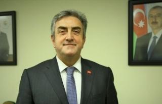 """Türkiye Uzay Ajansı Başkanı Yıldırım: """"Uzayda..."""