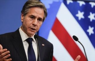 ABD Dışişleri Bakanı Blinken: Myanmar güvenlik...