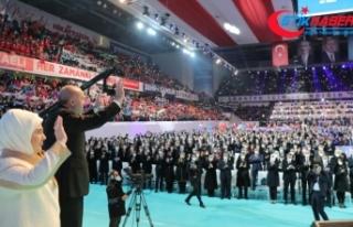 AK Parti'de genel başkanvekili sayısı 2'ye,...