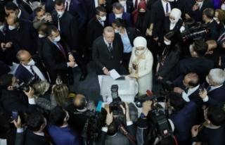 AK Parti 7. Olağan Büyük Kongresi'nde genel...