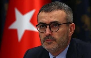 AK Parti Genel Başkan Yardımcısı Ünal: Cumhurbaşkanımız...
