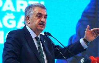 AK Parti Genel Başkan Yardımcısı Yazıcı: Tüzük...