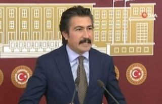 "AK Parti Grup Başkanvekili Özkan: ""HDP'yi..."