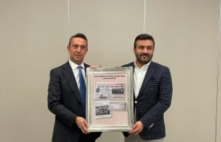 Ali Koç'tan 1959 öncesi Türkiye şampiyonluğu...