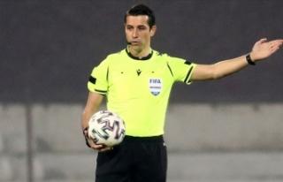 Ali Palabıyık, 2022 FIFA Dünya Kupası Avrupa Elemeleri'nde...