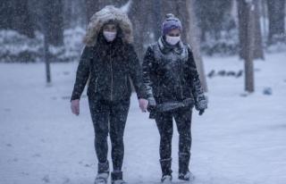 Ankara'da bu akşamdan itibaren kar yağışı...