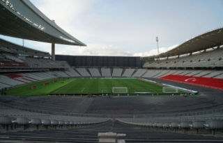 Atatürk Olimpiyat Stadyumu'nda 2 bin 779 gün sonra...