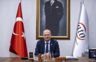 ATO Başkanı Baran: Salgına rağmen Türkiye'nin...