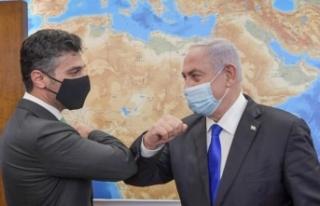 BAE'nin İsrail Büyükelçisi, Netanyahu ile bir...