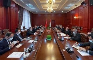 Bakan Çavuşoğlu: Tacikistan'ın bölgesel...