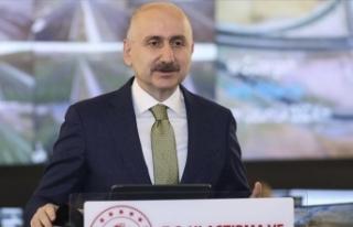 Bakan Karaismailoğlu: Ankara-Sivas YHT hattını...