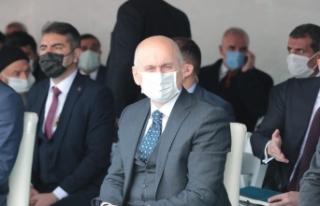 """Bakan Karaismailoğlu: """"Şanlıurfa'ya 8 milyar..."""
