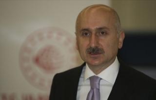 Bakan Karaismailoğlu: Bölgemizi yükselen Avrasya...