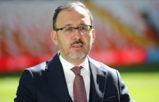 """Bakan Kasapoğlu: """"Bu aziz millet, kararlı duruşuyla,..."""