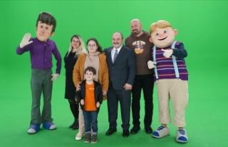 Bakan Varank: Türkiye'nin animasyon sektöründeki...