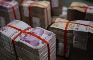Türk bankacılık sisteminin aktif büyüklüğü...