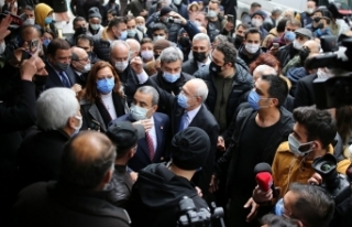 """Bursa'da vatandaştan Kılıçdaroğlu'na """"muhtar..."""