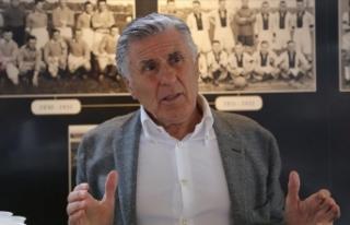 Cruyff'un kaptanlığını da yapan Ajax efsanesi...