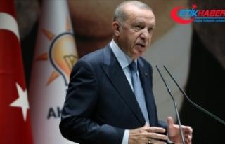Cumhurbaşkanı Erdoğan: Türkiye'yi özgürlükçü...