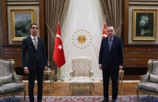 Cumhurbaşkanı Erdoğan, Muhsin Yazıcıoğlu'nun...