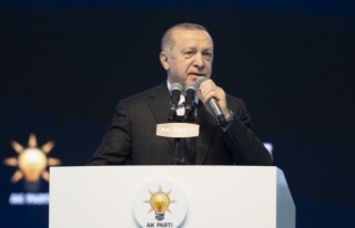 Cumhurbaşkanı Erdoğan: Türkiye'nin yeni ve...